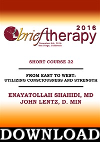 Image of BT16 Short Course 32 - From East to West: Utilizing Consciousness and