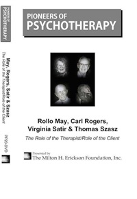 Image of The Role of the Therapist / Role of the Client - Carl Rogers, Virginia