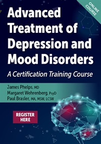 Image of Advanced Treatment of Depression and Mood Disorders: A Certification T