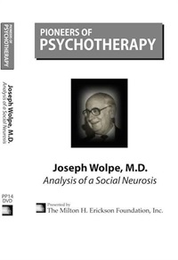 Image of Analysis of a Social Neurosis - Joseph Wolpe