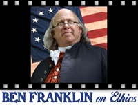Ben Franklin on Ethics 2