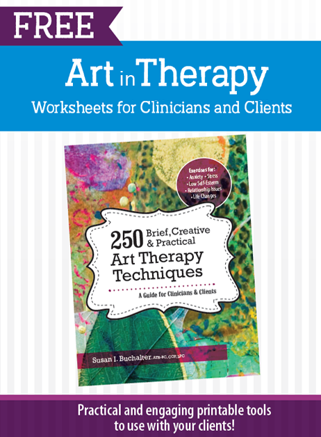 Art in Therapy Worksheets