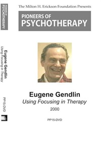 Image of Using Focusing in Therapy - Eugene Gendlin