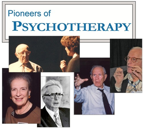 Pioneers of Psychotherapy