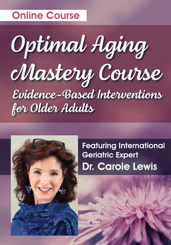 Optimal Aging Mastery Course
