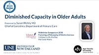 Image of Assessing Diminished Capacity in Older Adults— and Why It Matters