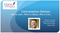 Image of Contraception Options: When to Start, When to Adjust, Why to Care