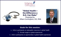 Image of Global Health: The Difference a D.O. Can Make