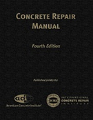 Image of RPMN13 - Concrete Repair Manual 4th Edition