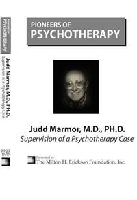 Image of Supervision of a Psychotherapy Case - Judd Marmor
