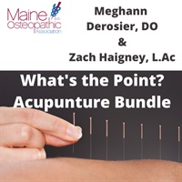 Image of What's the Point?  Acupuncture Bundle