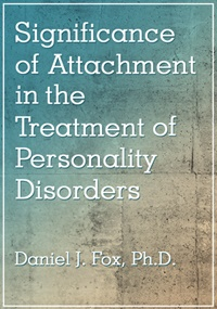 Image of Significance of Attachment in the Treatment of Personality Disorders