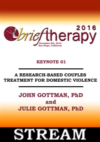 Image of BT16 Keynote Address 01 - A Research-Based Couples Treatment for Domes