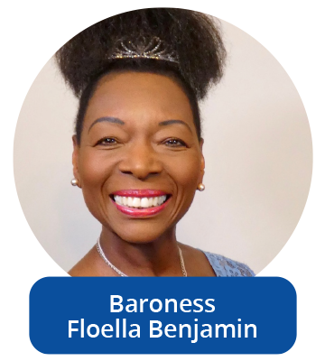 Facing adversity and trauma with the power of Smile With Baroness Floella Benjamin