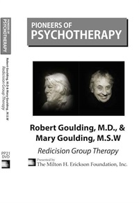 Image of Redecision Group Therapy - Mary and Robert Goulding