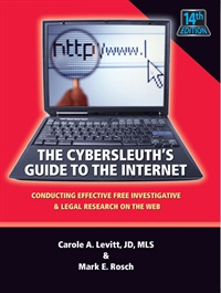 Image of The Cybersleuth's Guide to the Internet