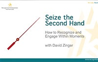 Image of Seize the Second Hand: How to Recognize and Engage Within Moments