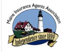 Maine Insurance Agents Association logo