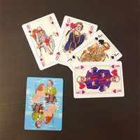 Image of Playing Cards (Blue)