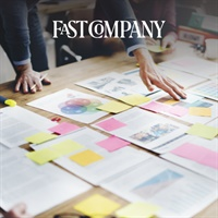 Image of Fast Company: Design Thinking