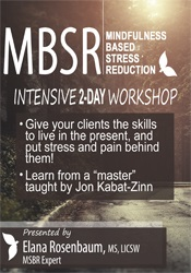 Image of MBSR - Mindfulness-Based Stress Reduction: Intensive 2-Day Workshop
