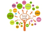 Image of Social Media: Risks and Benefits