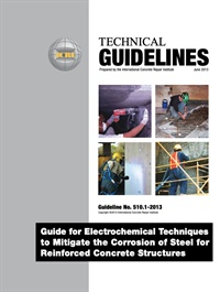 Image of 510.1-2013 (PDF) - Guide for Electrochemical Techniques to Mitigate th