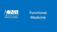 Image of Functional Medicine