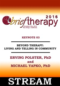 Image of BT16 Keynote Address 03 - Beyond Therapy: Living and Telling In Commun