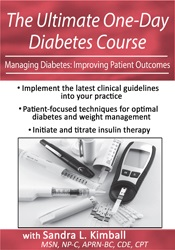 Image of The Ultimate One-Day Diabetes Course: Managing Diabetes: Improving Pat