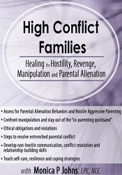 Image of High Conflict Families: Healing the Hostility, Revenge, Manipulation a