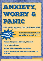 Image of Treatment Resistant Anxiety, Worry & Panic: 60 Effective Strategies