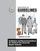 Image of 120.1-2009 (PDF) - Guidelines and Recommendations for Safety in the Co