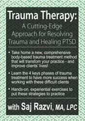 Image of Trauma Therapy: A Cutting-Edge Approach for Resolving Trauma & Healing