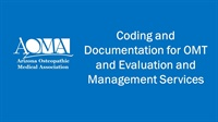 Image of Coding and Documentation for OMT and Evaluation and Management Service