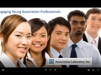 Image of Engaging Younger Professionals PowerPoint Template