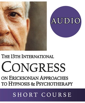 Image of IC19 Short Course 40 - Using Ericksonian Psychotherapy with Children E