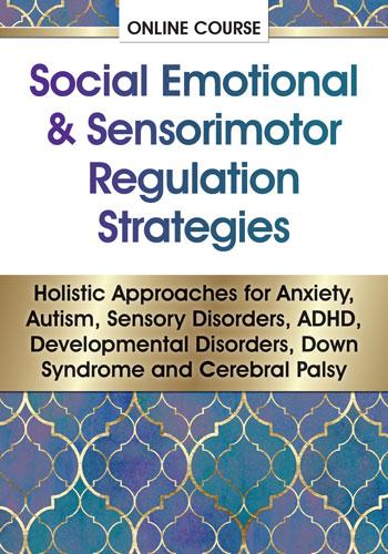 Social Emotional & Sensorimotor Regulation Strategies