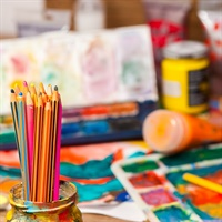 Image of ART THERAPY FOR CHILDREN AND ADOLESCENTS – Including art in existing a