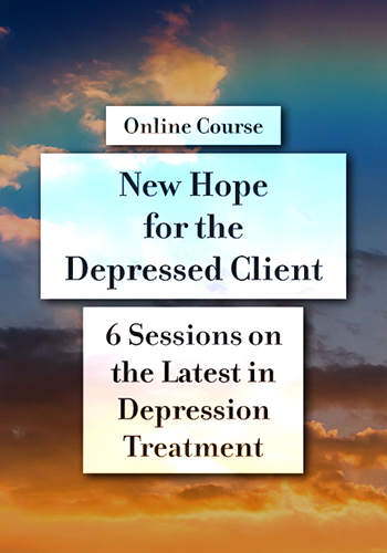 New Hope for the Depressed Client
