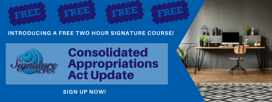 Free Two Hour Signature Course