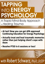Image of Tapping into Energy Psychology Approaches for Trauma & Anxiety