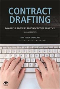 Image of Contract Drafting: Powerful Prose in Transactional Practice