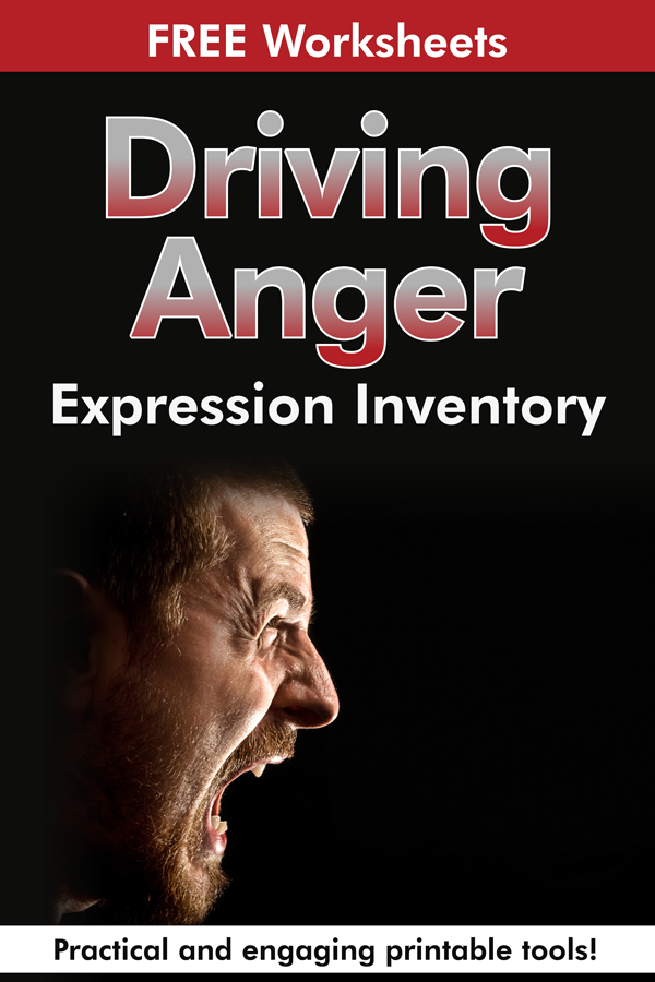 Driving Anger Expression Inventory Worksheets