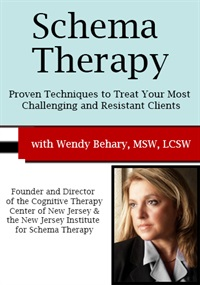 Schema Therapy: Proven Techniques to Treat Your Most Challenging and Resistant Clients 2