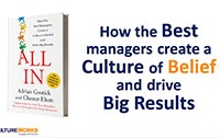 Image of All In: How Great Leaders Develop a Culture of Belief and Deliver Big