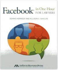 Image of Facebook in One Hour for Lawyers