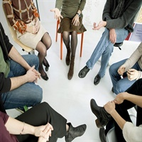 Image of GROUP THERAPY FACILITATOR TRAINING: theory and practice for those wish