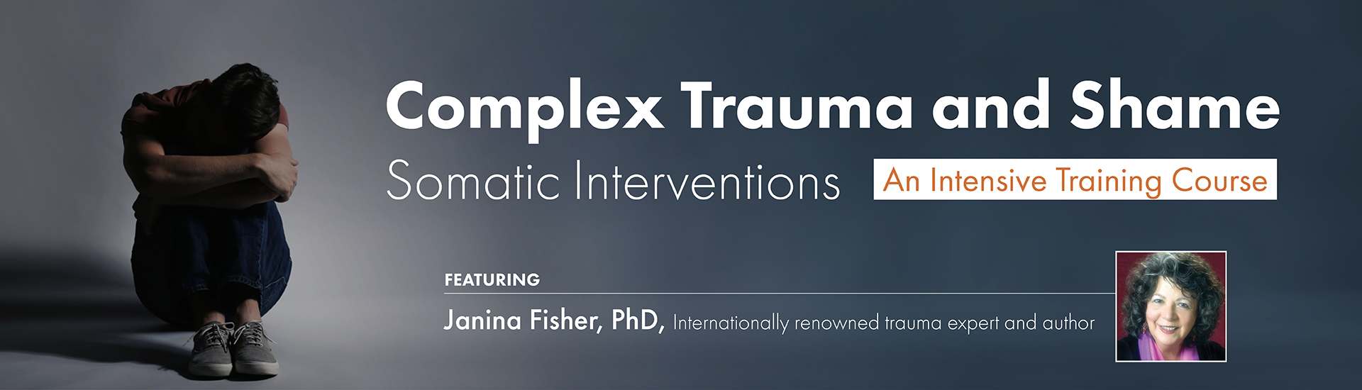 Complex Trauma and Shame with Janina Fisher