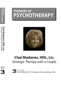 Image of Strategic Therapy with a Couple - Cloe Madanes